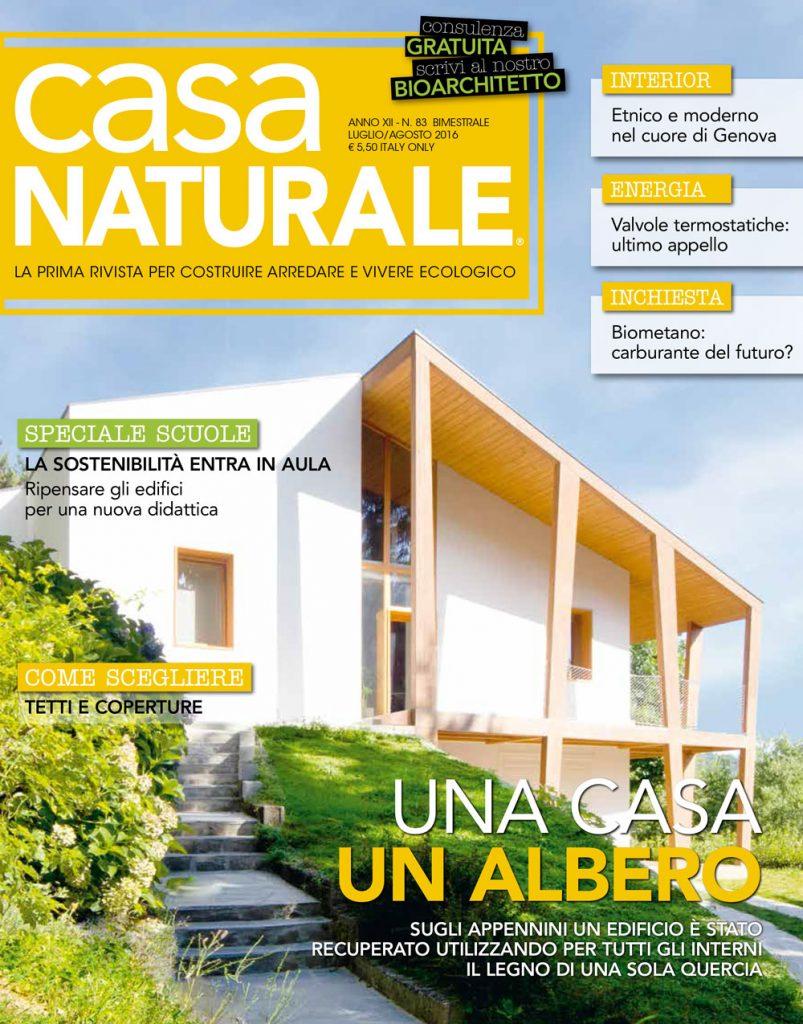 Copertina Casa Natura N.83